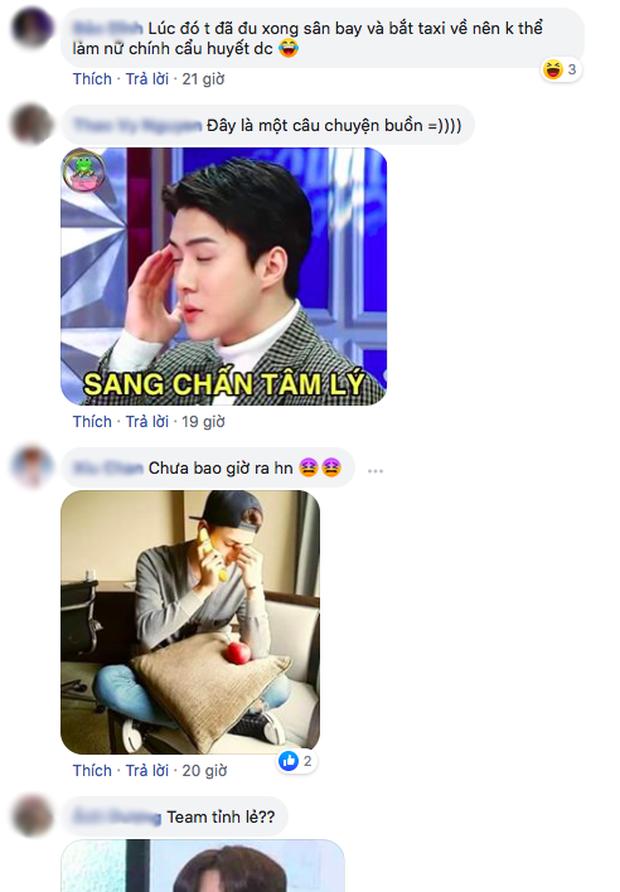 """Chỉ một giây xe buýt """"huyền thoại"""" lướt qua xe của Oh Sehun (EXO) hồi sang Việt Nam, hội fan girl đã nghĩ ra 1001 câu chuyện ngôn tình cẩu huyết - Ảnh 7."""