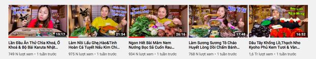 Màn tái xuất của Quỳnh Trần JP sau 3 ngày biến mất khỏi Youtube: toàn vlog triệu views với nội dung khủng, nhưng cũng có video fail nặng nề - Ảnh 11.