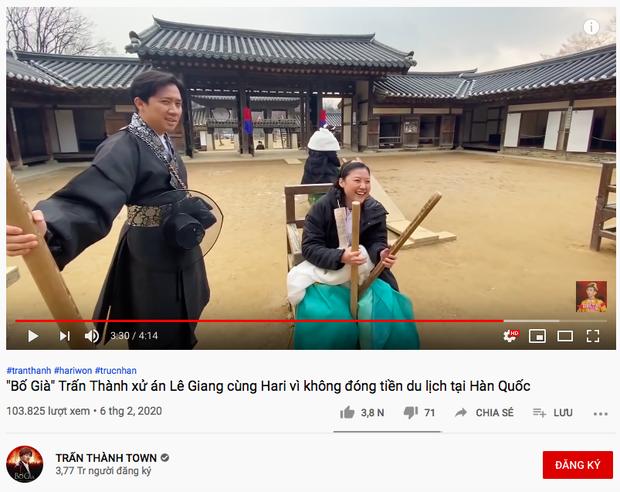 """Sao Việt chăm chỉ làm vlog du lịch nhất gọi tên Trấn Thành - Hari: trong cùng 1 ngày ở Hàn Quốc, cùng 1 bộ trang phục mà """"đẻ"""" ra tận 6 video! - Ảnh 10."""
