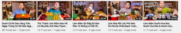 Màn tái xuất của Quỳnh Trần JP sau 3 ngày biến mất khỏi Youtube: toàn vlog triệu views với nội dung khủng, nhưng cũng có video fail nặng nề - Ảnh 12.