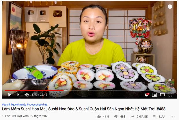 Màn tái xuất của Quỳnh Trần JP sau 3 ngày biến mất khỏi Youtube: toàn vlog triệu views với nội dung khủng, nhưng cũng có video fail nặng nề - Ảnh 2.