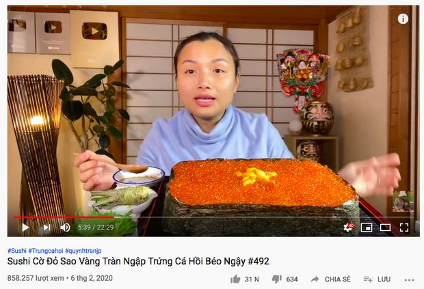 Màn tái xuất của Quỳnh Trần JP sau 3 ngày biến mất khỏi Youtube: toàn vlog triệu views với nội dung khủng, nhưng cũng có video fail nặng nề - Ảnh 13.