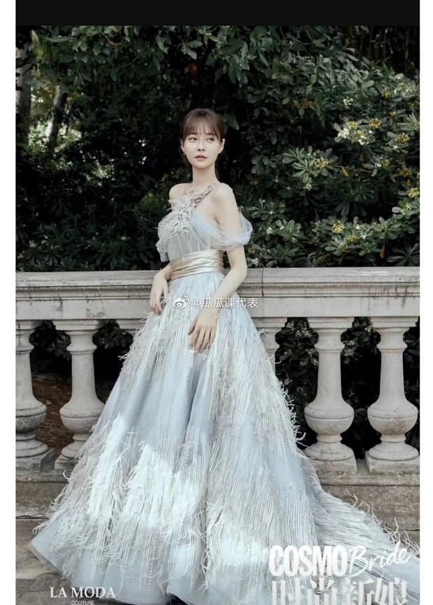 Bị soi hàng rởm, Dương Tử còn lộ khoảnh khắc tăng cân ních chặt váy áo, so sánh với người khác thấy rõ sự khác biệt - Ảnh 6.