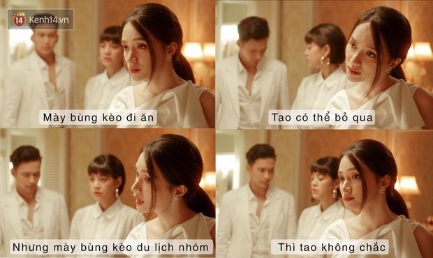 Bắt sóng nhanh câu trend của Hương Giang để dằn mặt đứa bạn trong mọi tình huống đi ăn hay đi du lịch - Ảnh 1.