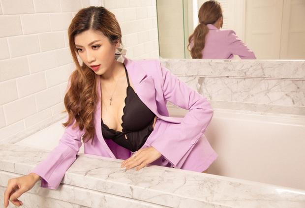 MV mới của Trang Pháp bị Youtube gắn nhãn 18+ với hình ảnh người mẫu nam khỏa thân 100% gây sốc - Ảnh 5.
