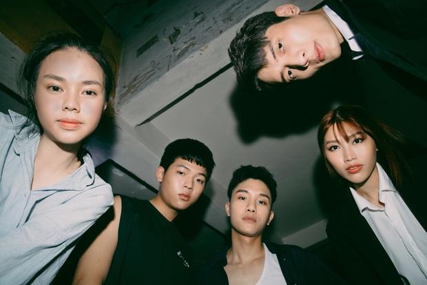 Juun Đăng Dũng hát nhạc Vương Anh Tú, lên tiếng phản đối nạn bạo lực gia đình trong MV comeback sau hơn 1 năm! - Ảnh 2.