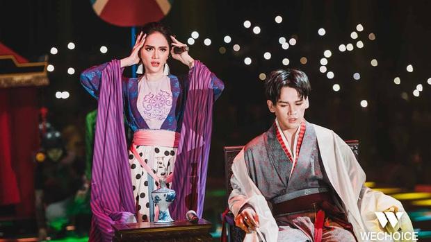 Denis Đặng tung tấm poster bí ẩn được đồn đoán là Tự Tâm 3, sẽ kết hợp với rapper Khói nhưng có cả váy của Hương Giang xuất hiện? - Ảnh 6.