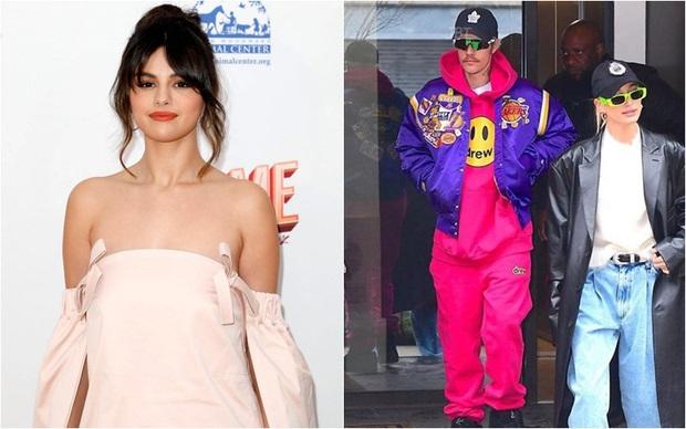 Tình cờ diện đồ màu hồng cùng một ngày: Selena Gomez xinh đẹp kiêu sa còn Justin Bieber lại gây nhức mắt - Ảnh 6.