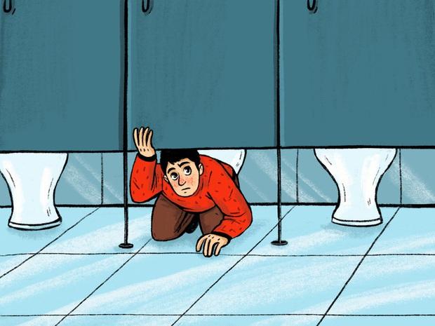 9 lý do để cửa toilet công cộng lúc nào cũng có kẽ hở lớn, dù giận tím người nhưng nghe xong ai cũng công nhận cực kỳ thuyết phục - Ảnh 8.