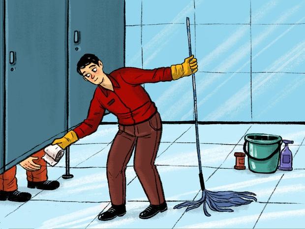 9 lý do để cửa toilet công cộng lúc nào cũng có kẽ hở lớn, dù giận tím người nhưng nghe xong ai cũng công nhận cực kỳ thuyết phục - Ảnh 10.