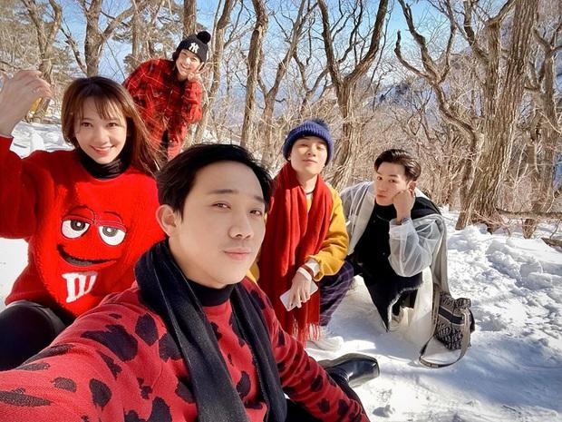 """Sao Việt chăm chỉ làm vlog du lịch nhất gọi tên Trấn Thành - Hari: trong cùng 1 ngày ở Hàn Quốc, cùng 1 bộ trang phục mà """"đẻ"""" ra tận 6 video! - Ảnh 18."""