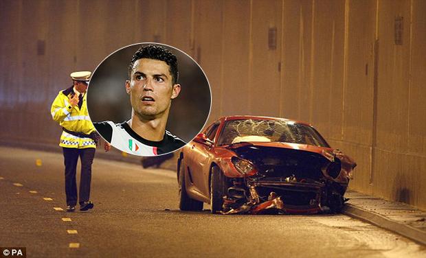 Ronaldo, Neymar và những cầu thủ từng gặp nguy hiểm tính mạng trước và sau khi trở thành ngôi sao bóng đá - Ảnh 2.
