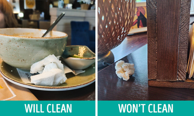 Những điều không nên làm khi đến ăn ở nhà hàng nếu không muốn trở thành một thực khách kém duyên khiến người khác khó chịu - Ảnh 2.