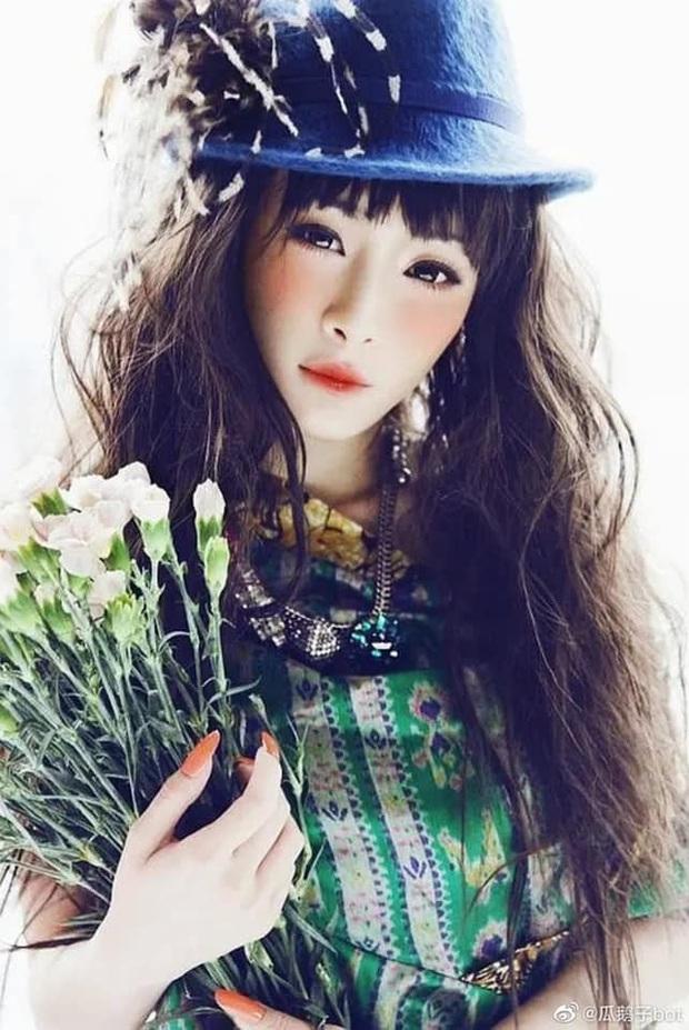 Dương Mịch có 1 bộ ảnh ít ai biết từ thuở xa lắc, tóc búp bê, trang điểm đậm hoàn toàn khác diện mạo như bây giờ - Ảnh 4.