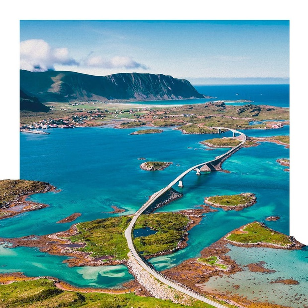 """Chiêm ngưỡng cung đường vượt biển """"huyền thoại"""" đẹp nhất hành tinh ở Na Uy, ước mơ trong đời của biết bao phượt thủ thế giới - Ảnh 12."""