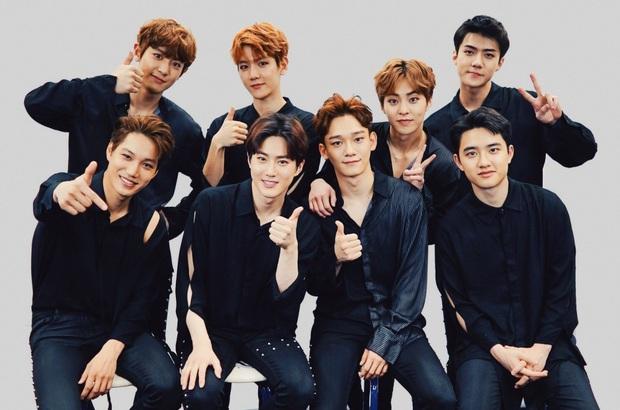 BXH top 30 nhóm nhạc nam hot nhất hiện nay: vị trí của 2 ông hoàng Kpop BTS và EXO không gây bất ngờ bằng Super Junior - Ảnh 2.