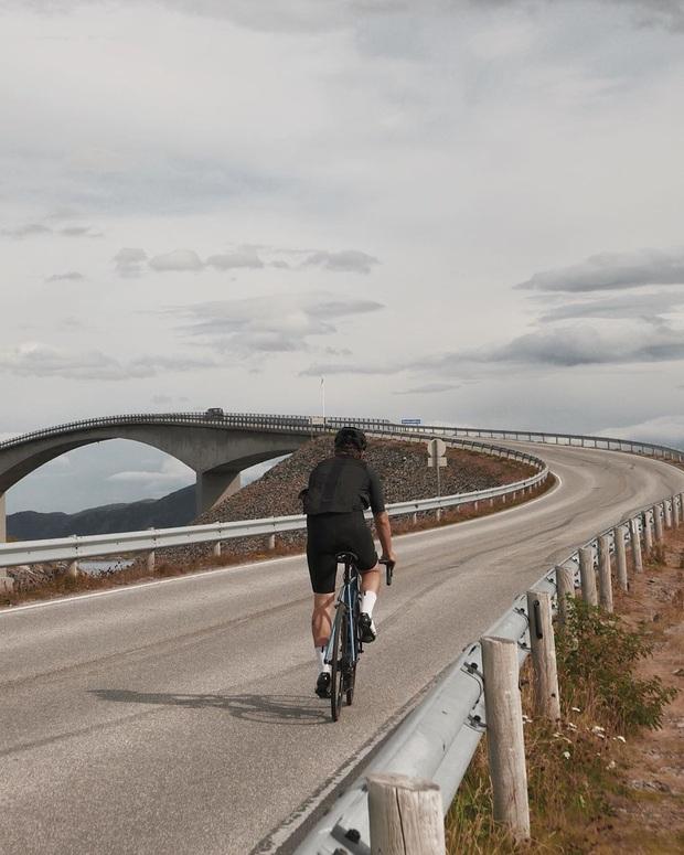 """Chiêm ngưỡng cung đường vượt biển """"huyền thoại"""" đẹp nhất hành tinh ở Na Uy, ước mơ trong đời của biết bao phượt thủ thế giới - Ảnh 6."""
