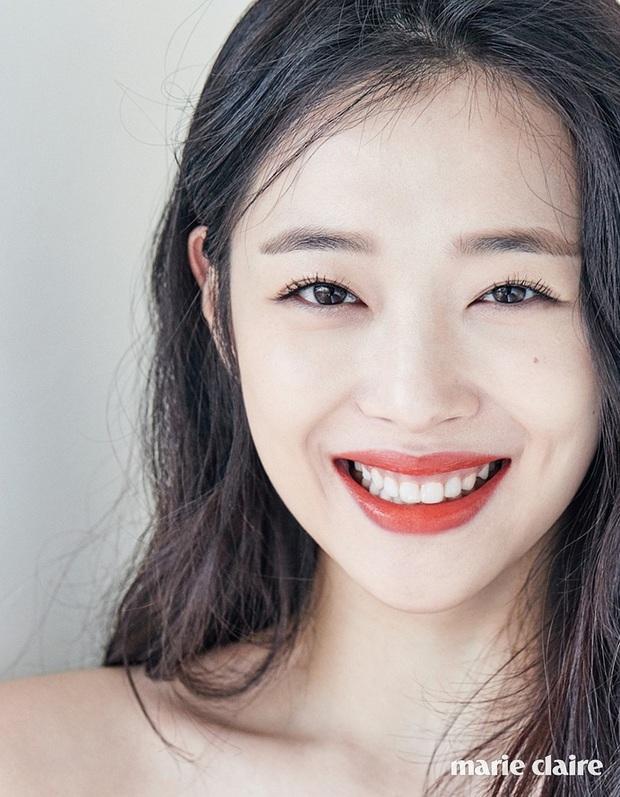 5 huyền thoại nhan sắc của ông lớn SM: Yoona, Irene còn phải e dè vì Sulli, nhưng 2 diễn viên đứng đầu mới là đỉnh cao - Ảnh 24.
