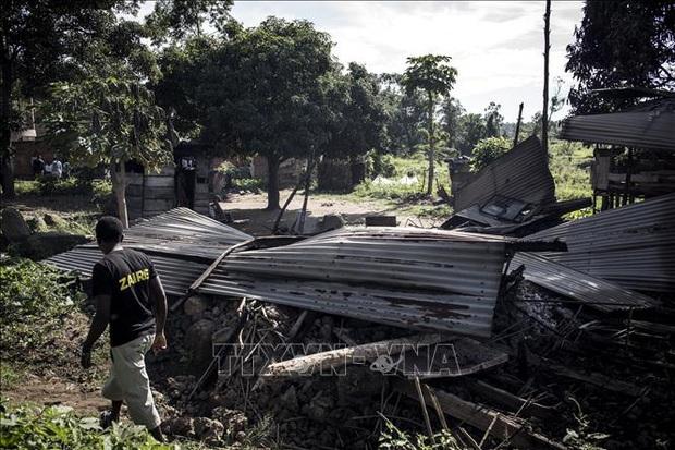 Thảm sát bằng dao ở CHDC Congo, ít nhất 8 dân thường thiệt mạng - Ảnh 1.