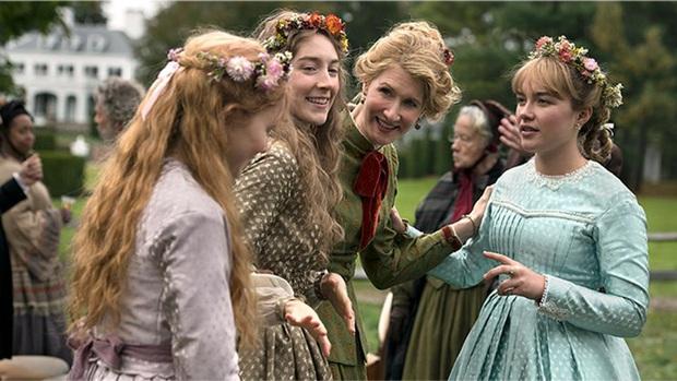 Little Women: Khi để phụ nữ làm điều họ muốn, thế giới trở thành bức tranh đẹp đẽ phi thường! - Ảnh 7.