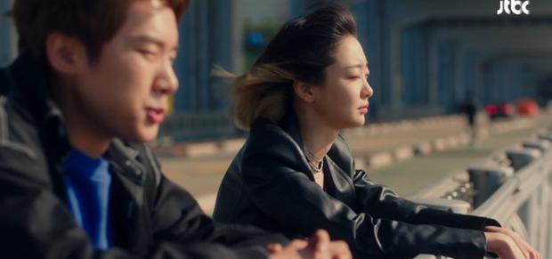 Nữ chính độc đủ đường của Park Seo Joon ở Tầng Lớp Itaewon: Bùng nổ độ điên với IQ 162, mở miệng là đòi trái đất bay màu - Ảnh 9.