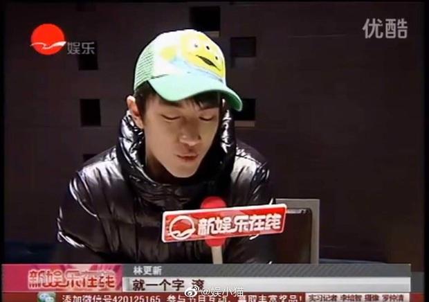 Lưu Thi Thi ốm nặng, Lâm Canh Tân tức tốc nhắn tin hỏi thăm nhưng chỉ nhận được câu trả lời cục súc - Ảnh 2.
