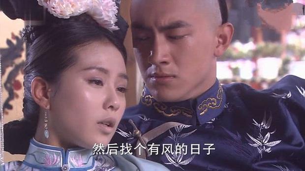 Lưu Thi Thi ốm nặng, Lâm Canh Tân tức tốc nhắn tin hỏi thăm nhưng chỉ nhận được câu trả lời cục súc - Ảnh 3.