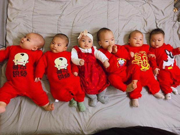 """Gia đình có 7 chị em gái lại hết 5 cô đẻ cùng một năm, bố mẹ cứ đùa """"nhà nhiều con gái nên dân số gia đình cứ ngày một tăng"""" - Ảnh 11."""