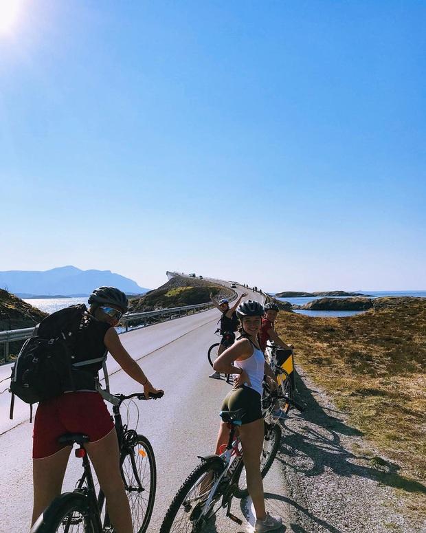 """Chiêm ngưỡng cung đường vượt biển """"huyền thoại"""" đẹp nhất hành tinh ở Na Uy, ước mơ trong đời của biết bao phượt thủ thế giới - Ảnh 13."""