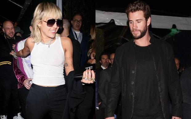 Dàn sao khủng đổ bộ tiệc tiền Oscar: Miley - Brooklyn bỗng đụng độ tình cũ, Tiffany, CL và dàn sao Ký Sinh Trùng gây sốt - Ảnh 4.