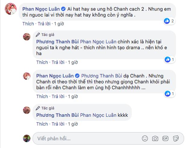 Phương Thanh gây chú ý khi nhận xét MV drama giúp ích những giọng hát không tốt lắm, bây giờ khán giả không nghe hát, họ thích nhìn hình tạo drama - Ảnh 2.
