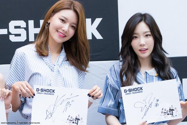 Chi tiết ẩn sau màn tái hợp lịch sử của 2 mẩu SNSD tại SMA: Giờ mới hiểu lời phàn nàn của Sooyoung về Taeyeon năm xưa - Ảnh 8.