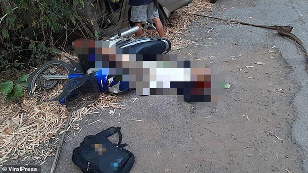 Những hình ảnh đầu tiên về vụ xả súng kinh hoàng tại Thái Lan - Ảnh 6.