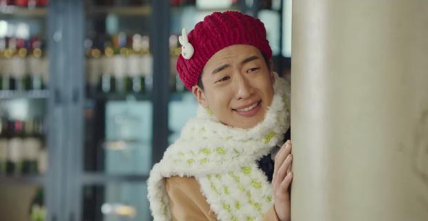 Em trai Bắc Hàn của Son Ye Jin cosplay hẳn idol đời đầu để gặp chị đẹp Choi Ji Woo ở Crash Landing On You tập 13 - Ảnh 1.