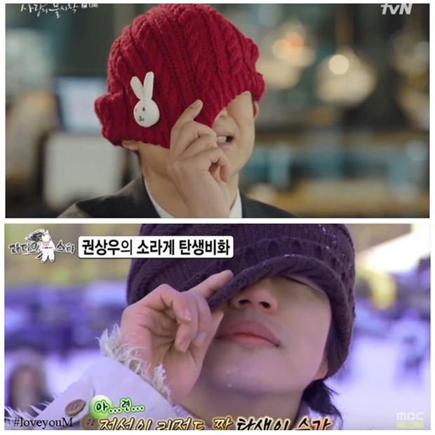 Em trai Bắc Hàn của Son Ye Jin cosplay hẳn idol đời đầu để gặp chị đẹp Choi Ji Woo ở Crash Landing On You tập 13 - Ảnh 5.