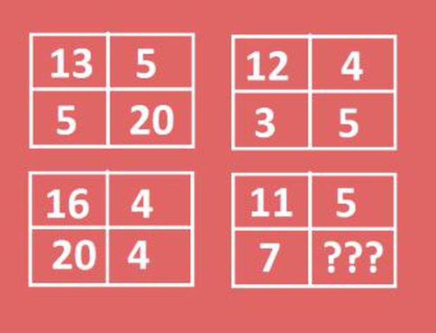 """9 Câu đố IQ siêu khó giúp trí não không bị """"đóng băng"""" trong thời gian tạm nghỉ học vì dịch virus Corona - Ảnh 3."""