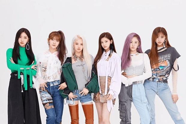 30 girlgroup hot nhất Kpop hiện nay: Màn đổi ngôi sốc nhất trước nay, TWICE, BLACKPINK, Red Velvet để lính mới lấn át - Ảnh 9.