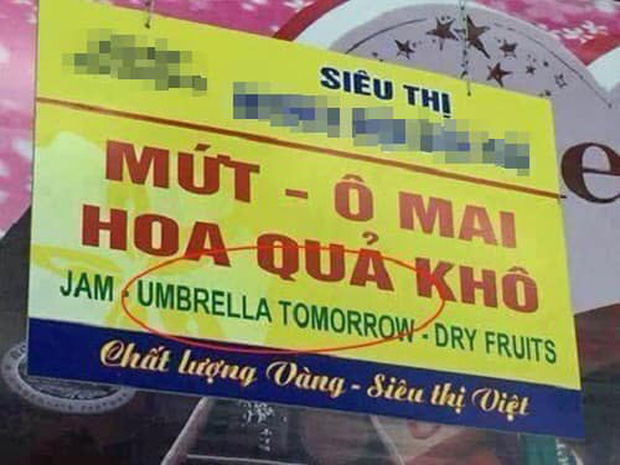 """Cười ra nước mắt trước những thảm hoạ đặt tên đồ ăn bằng tiếng Anh, đặt niềm tin tuyệt đối vào """"chị Google Dịch"""" thì có ngày… toang! - Ảnh 2."""