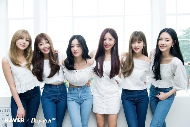 30 girlgroup hot nhất Kpop hiện nay: Màn đổi ngôi sốc nhất trước nay, TWICE, BLACKPINK, Red Velvet để lính mới lấn át - Ảnh 10.