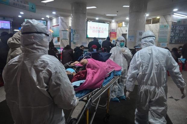 Nghiên cứu mới xác định virus corona Vũ Hán có thể lây lan cực nhanh trong bệnh viện và đây là ý nghĩa của nó - Ảnh 1.