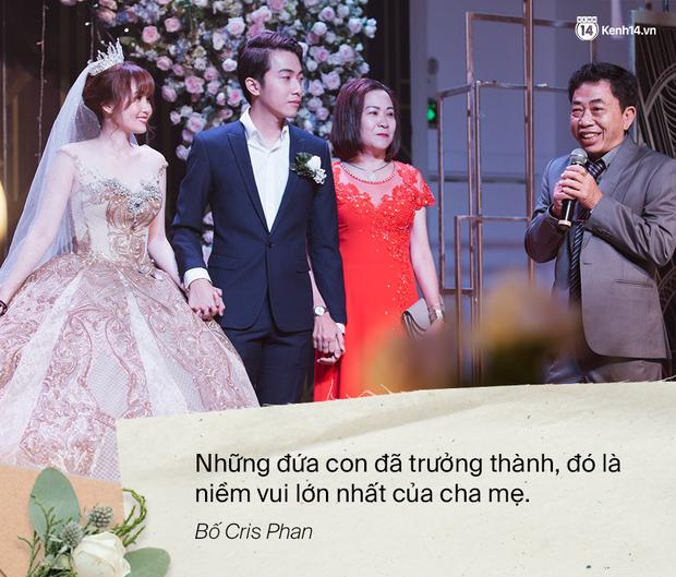Đại gia, chủ tịch cũng chỉ là một ông bố bình thường: Ngày con kết hôn, chỉ mong con mình cả đời được đối tốt! - Ảnh 3.