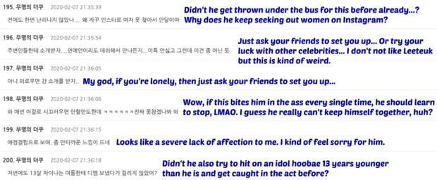 Nóng: Sau mỹ nhân MOMOLAND, Leeteuk (Suju) tiếp tục bị bóc phốt thả thính hàng loạt gái lạ trên Instagram - Ảnh 9.
