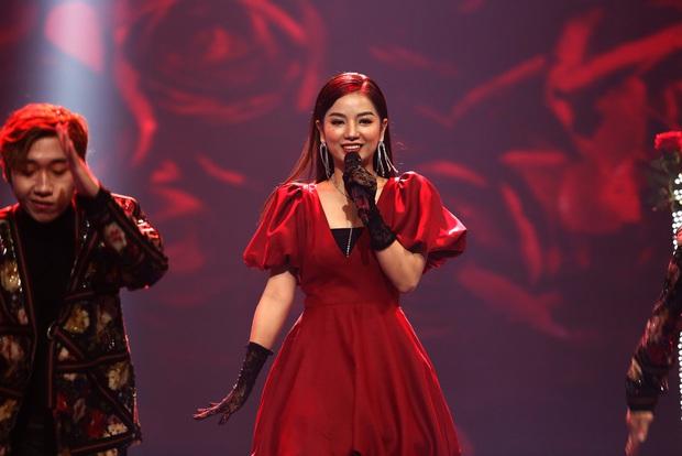 Trời sinh một cặp: Á hậu Kiều Loan vừa hát vừa rap khiến Trịnh Thăng Bình mê mẩn - Ảnh 9.