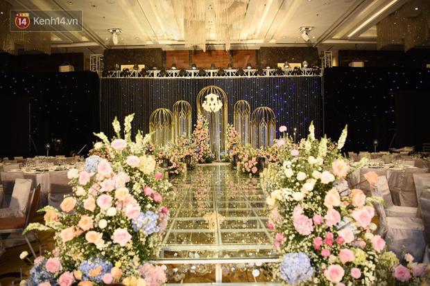 Lộ diện thực đơn tiệc cưới Duy Mạnh - Quỳnh Anh tại khách sạn JW Marriott với toàn món đắt tiền hơn hẳn - Ảnh 1.