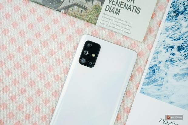 Night Mode trên Galaxy A71: Tính năng hay nhưng không được quảng cáo - Ảnh 1.