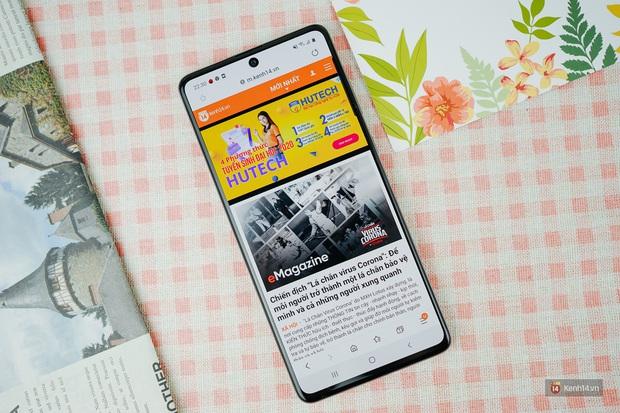 Đánh giá nhanh Galaxy A71: Chiếc smartphone tầm trung sẽ làm bạn hài lòng, kể cả những ai khó tính - Ảnh 2.