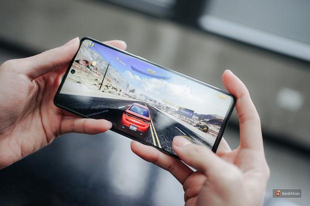 Đánh giá pin Galaxy A71: Dùng tẹt bô cả ngày, sạc siêu nhanh không lo yếu sinh lý - Ảnh 5.