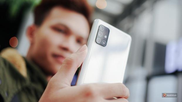 Đánh giá nhanh Galaxy A71: Chiếc smartphone tầm trung sẽ làm bạn hài lòng, kể cả những ai khó tính - Ảnh 12.