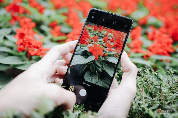 Camera 64MP và camera macro: 2 điểm sáng nhất trên Galaxy A71 - Ảnh 8.