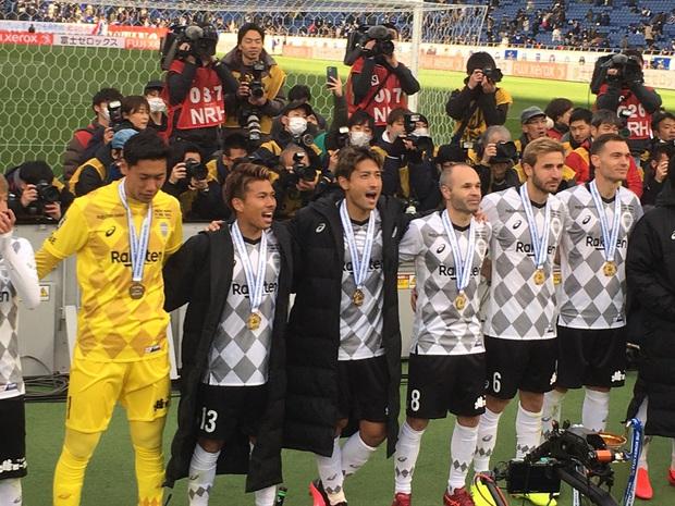 Khó tin: Hai đội thay nhau đá hỏng liên tiếp 9 quả luân lưu ở trận tranh Siêu cúp Nhật Bản - Ảnh 6.